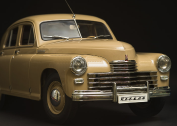DeAgostini GAZ M20 Pobeda For Sale