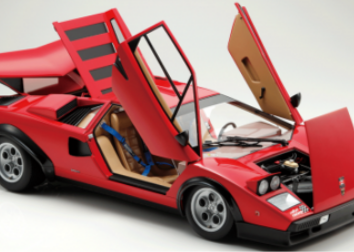DeAgostini Lamborghini Countach For Sale
